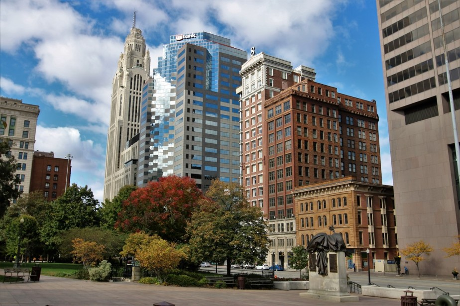 Columbus – October 2016 – Landmarks Foundation HistoricTour