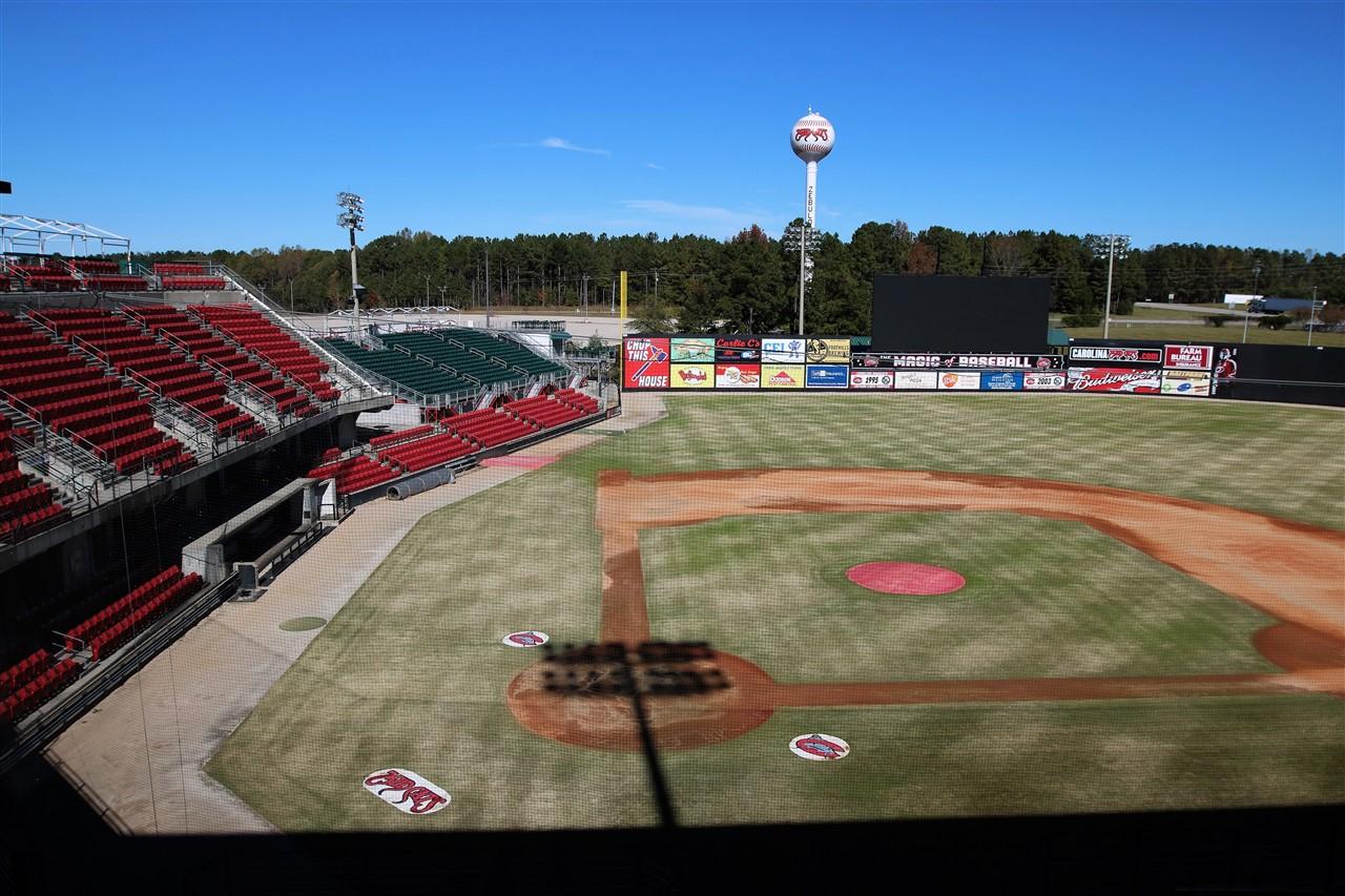 2016 11 10 31 Zebulon NC Carolina Mudcats baseball stadium.jpg