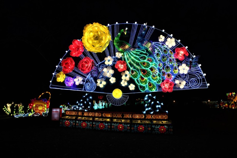 Columbus – December 2016 – Chinese LanternFestival