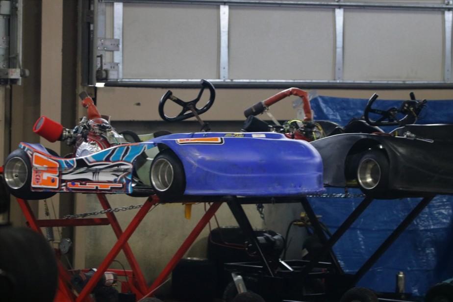 2017 02 25 21 Columbus Fairgrounds Indoor Go Kart Racing.jpg
