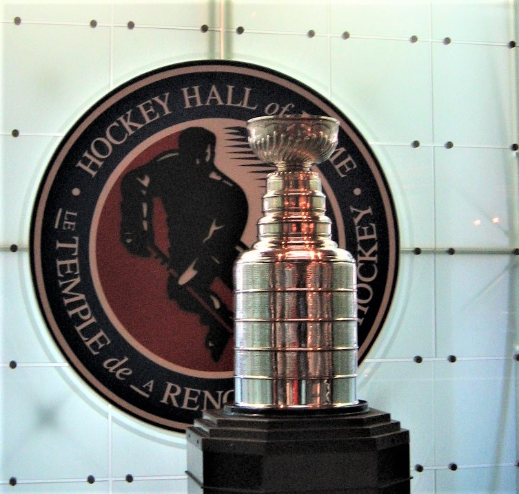 Toronto – July 2008 – Hockey Hall of Fame