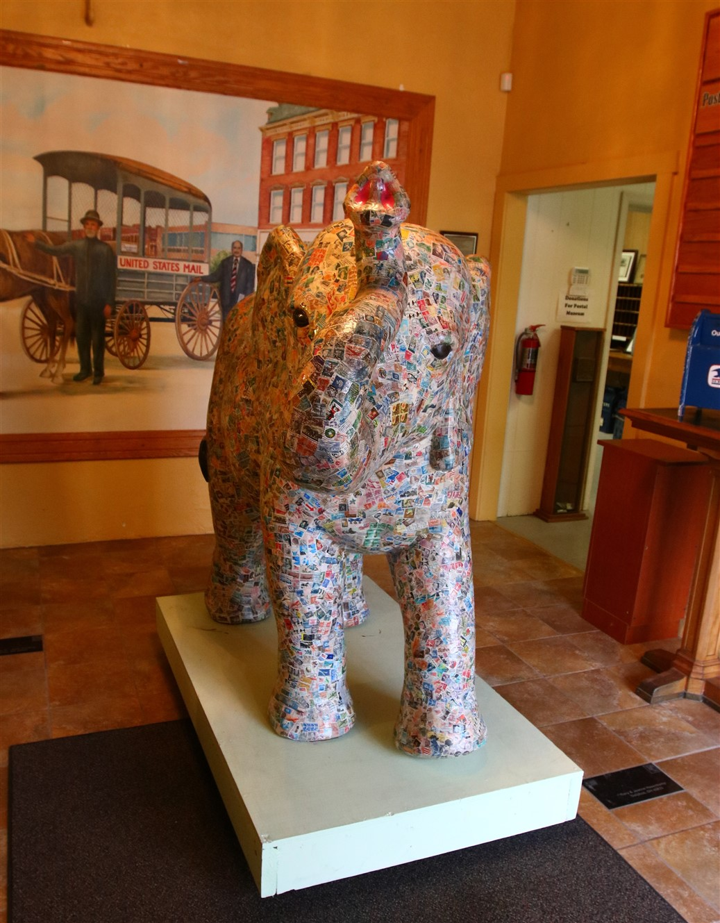 2017 03 18 226 Delphos OH Postal Museum.jpg