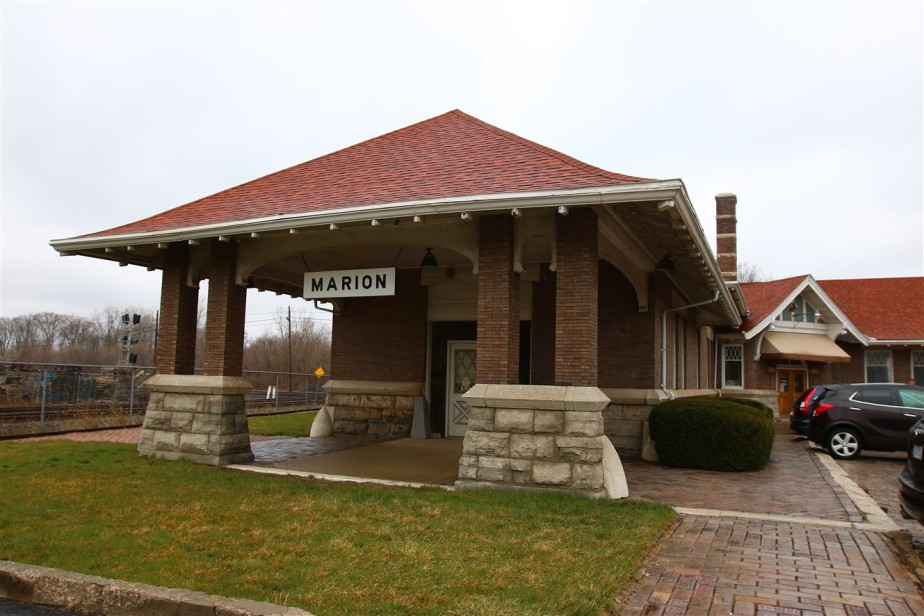 Marion, OH – March 2017 – Railroad Museum