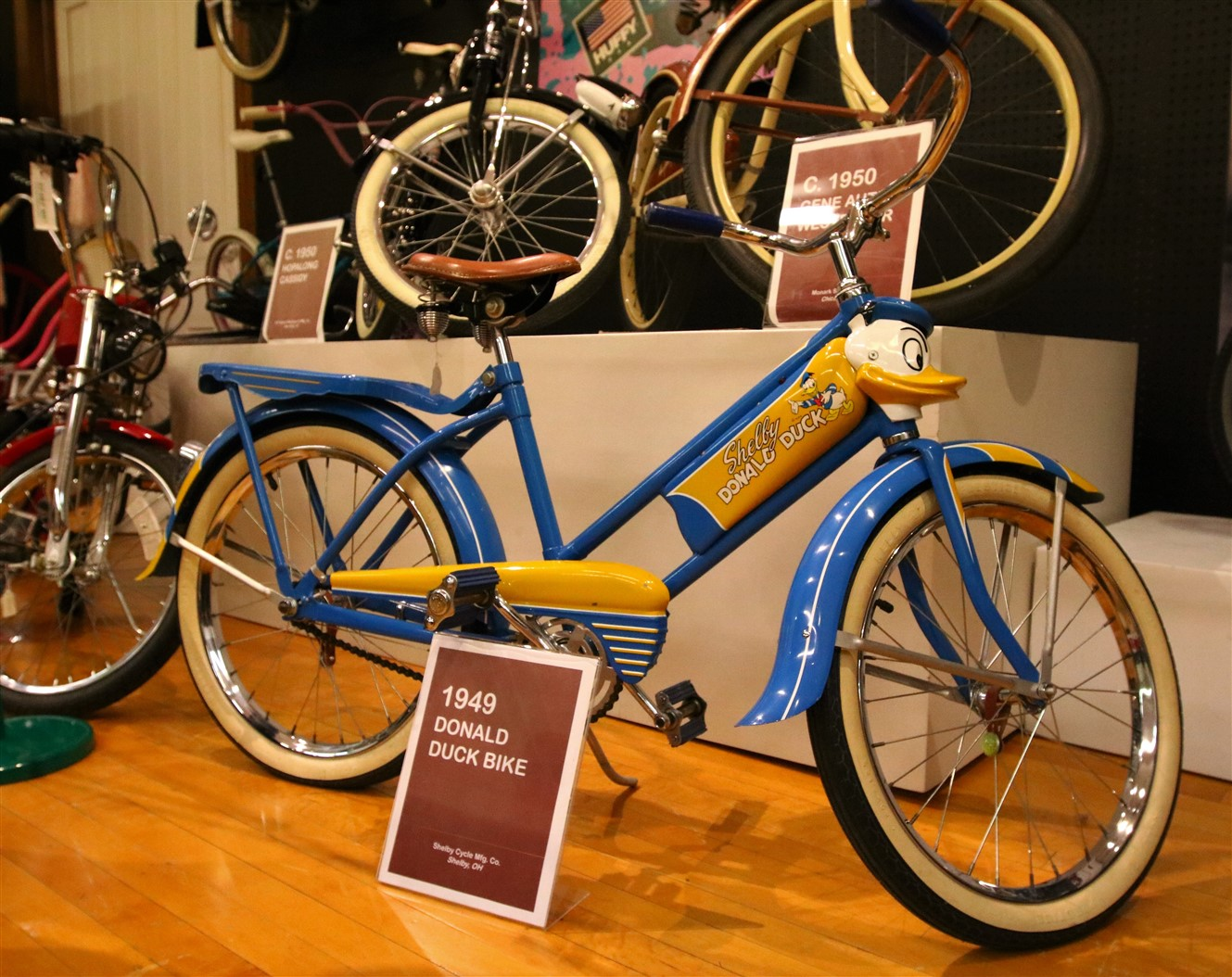 2017 03 18 76 New Bremen OH Bicycle Museum of America.jpg