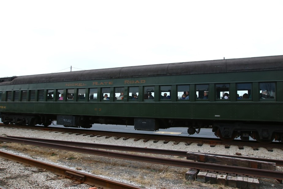 Cleveland March 2017 Midwest Railway Preservation