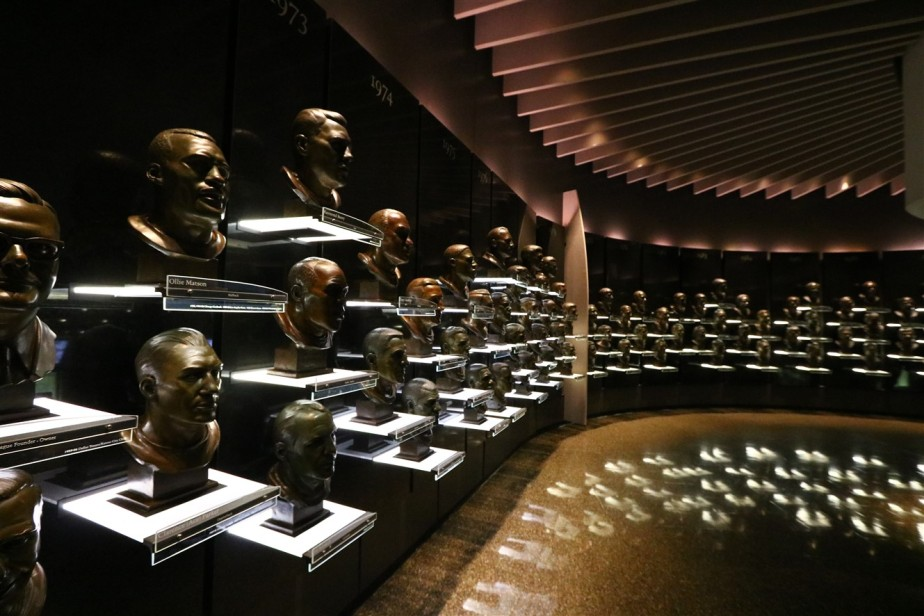 Canton – April 2017 – Pro Football Hall of Fame revisit