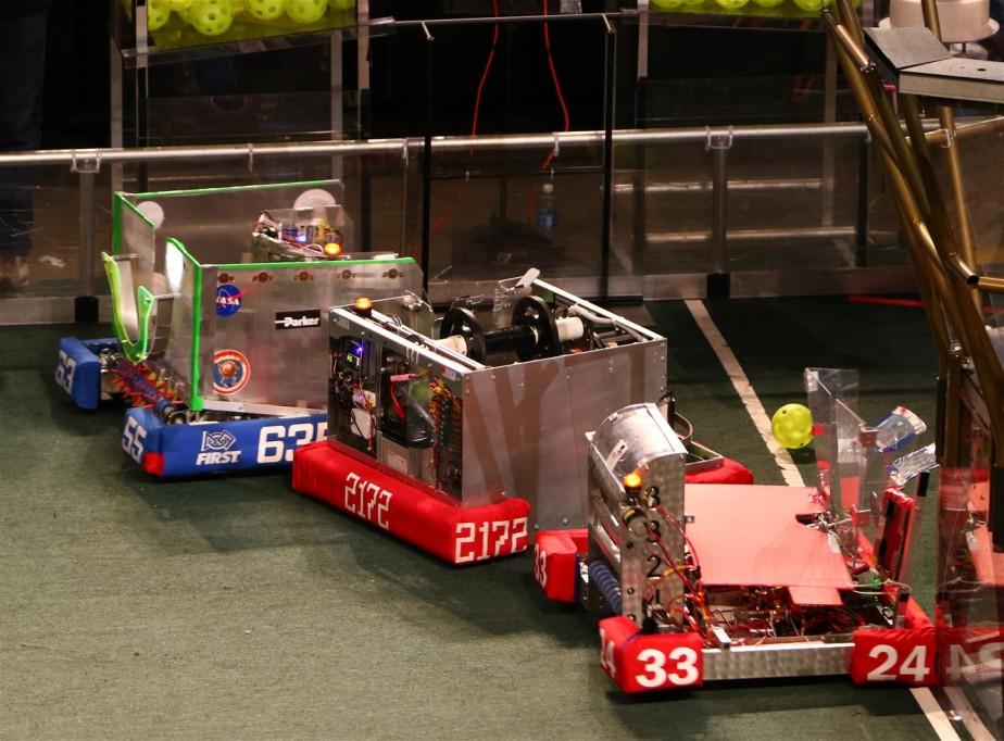 Cleveland – April 2017 – RoboticsCompetition