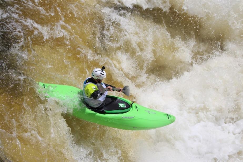 Cuyahoga Falls, OH – April 2017 – KayakRaces