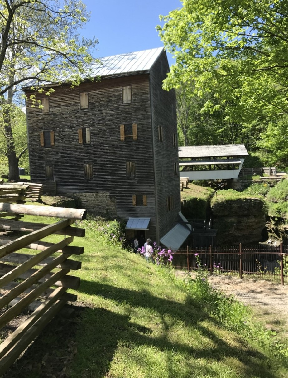 Fairfield County, Ohio – May 2017 – Covered Bridge Tour Part2