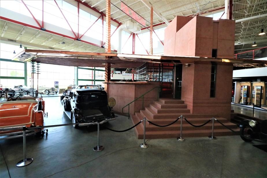 Buffalo – May 2017 – Pierce ArrowMuseum