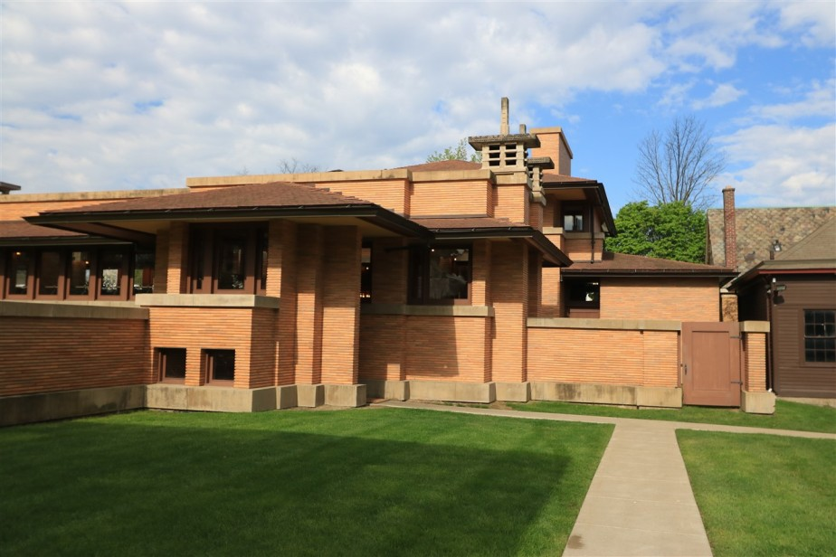 Buffalo – May 2017 – Frank Lloyd Wright in Buffalo