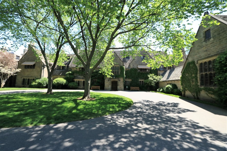 Grosse Pointe, MI – May 2017 – Edsel and Eleanor FordHouse