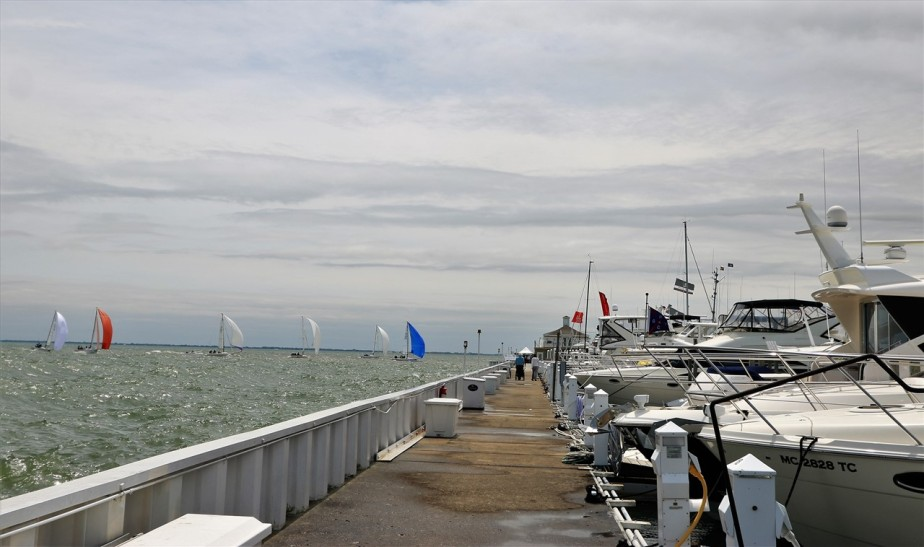 Grosse Pointe, MI – May 2017 – Great Lakes Boating Festival