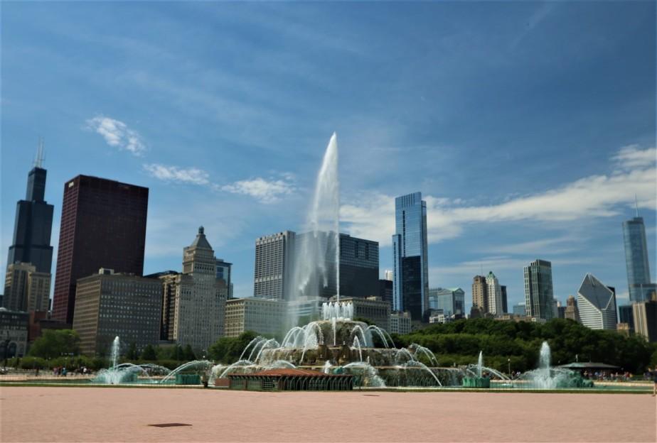 Chicago – June 2017 – Tourist Scenes of TheCity