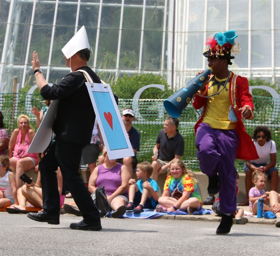 Cleveland – June 2017 – Parade theCircle