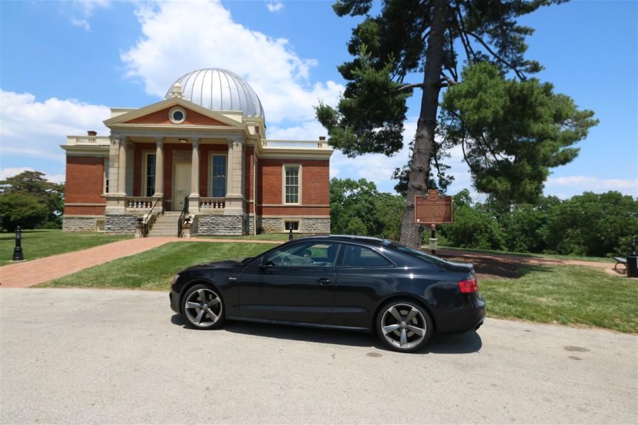 Cincinnati – June 2017 –Observatory