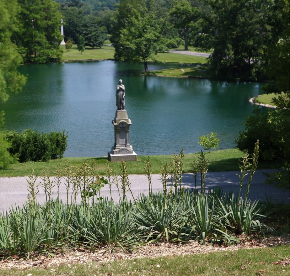 Cincinnati – June 2017 – Spring Grove Cemetery and Arboretum