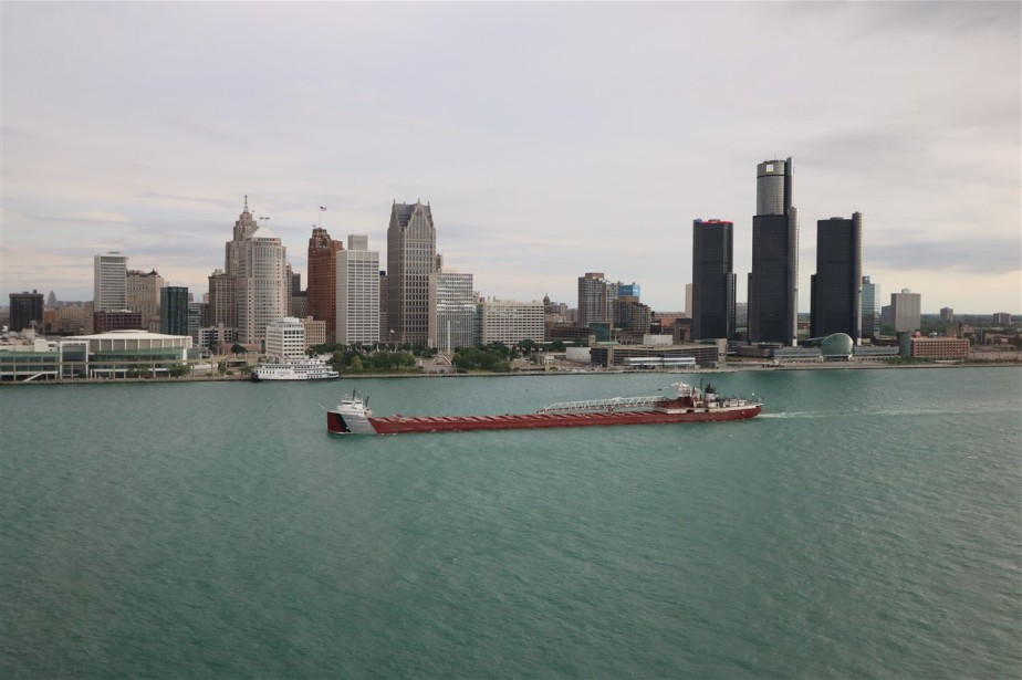 Detroit – June 2017 – Views of the City