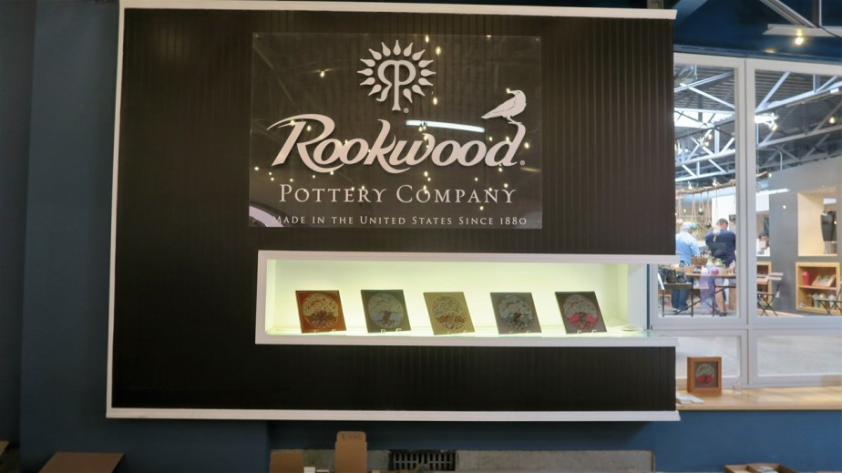 Cincinnati – June 2017 – Rookwood Pottery