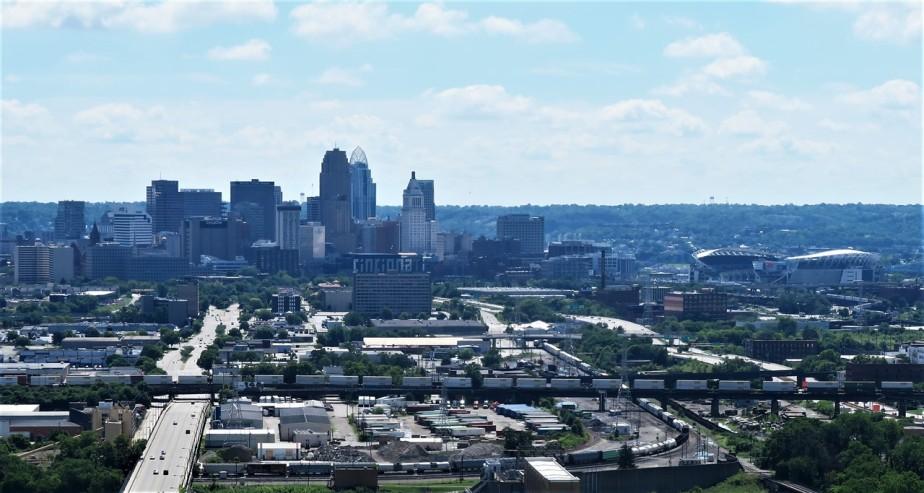 Cincinnati – June 2017 – Scenes of theCity