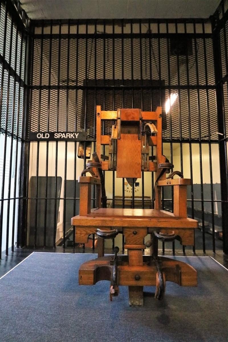 Moundsville Wv July 2017 West Virginia State Prison