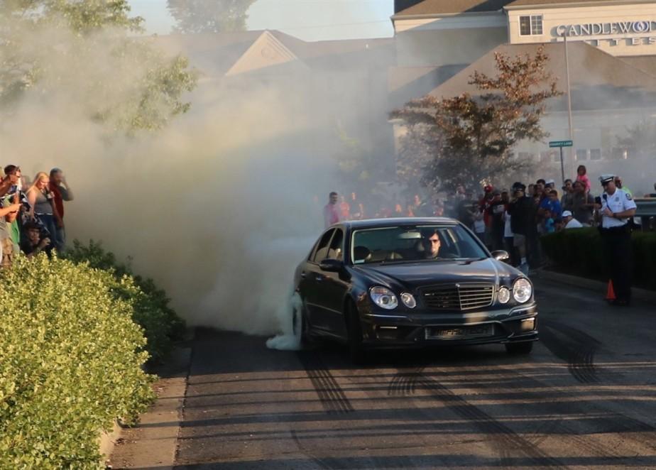 Columbus – July 2017 – Smokin' SaturdayEvening