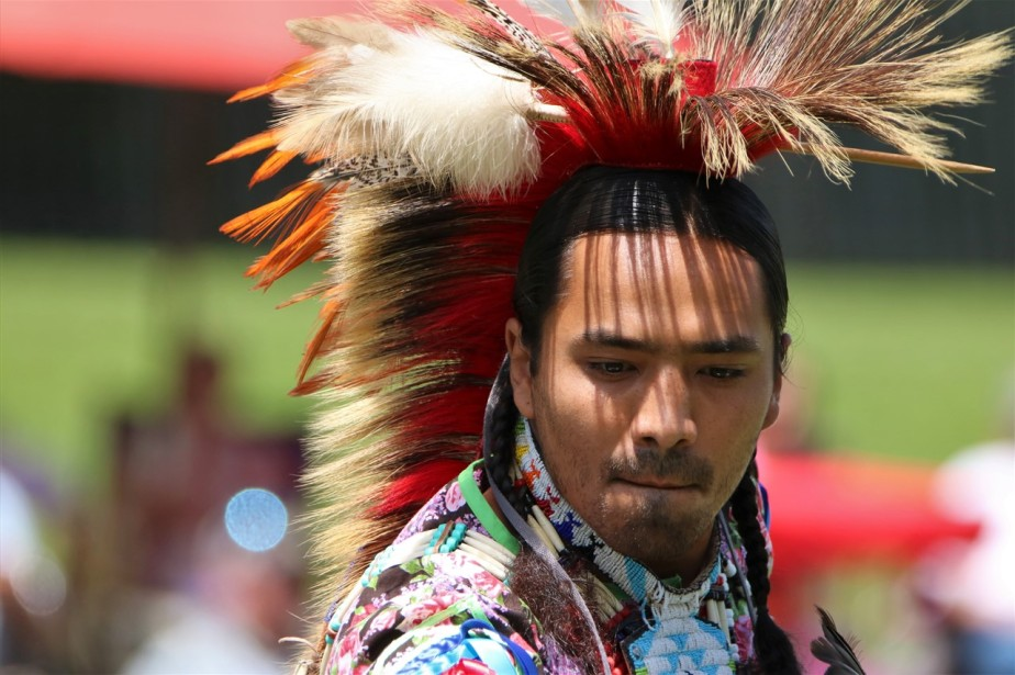 Loudonville, OH – July 2017 – Mohican Native American Pow Wow