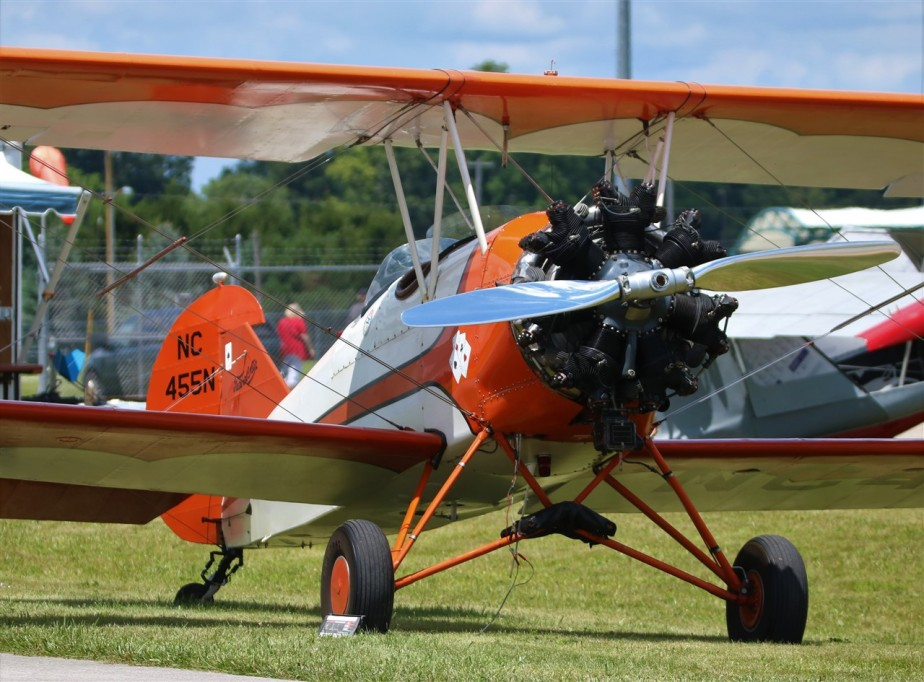 Springfield, OH – July 2017 – Airplane BarnstormingFestival