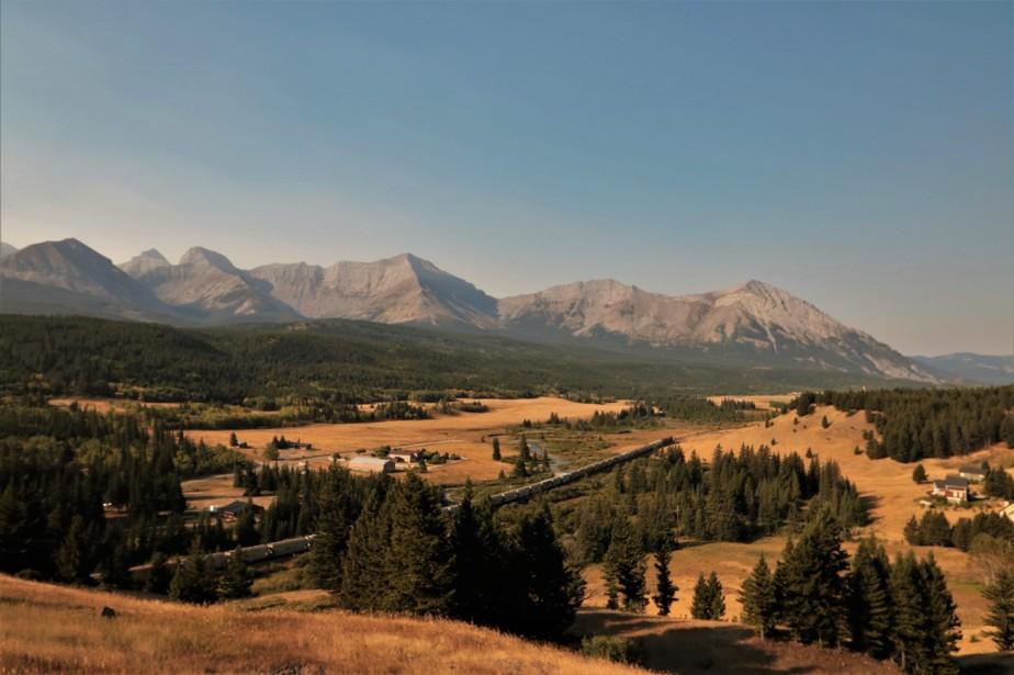 Southeast British Columbia & Southwest Alberta – September2017