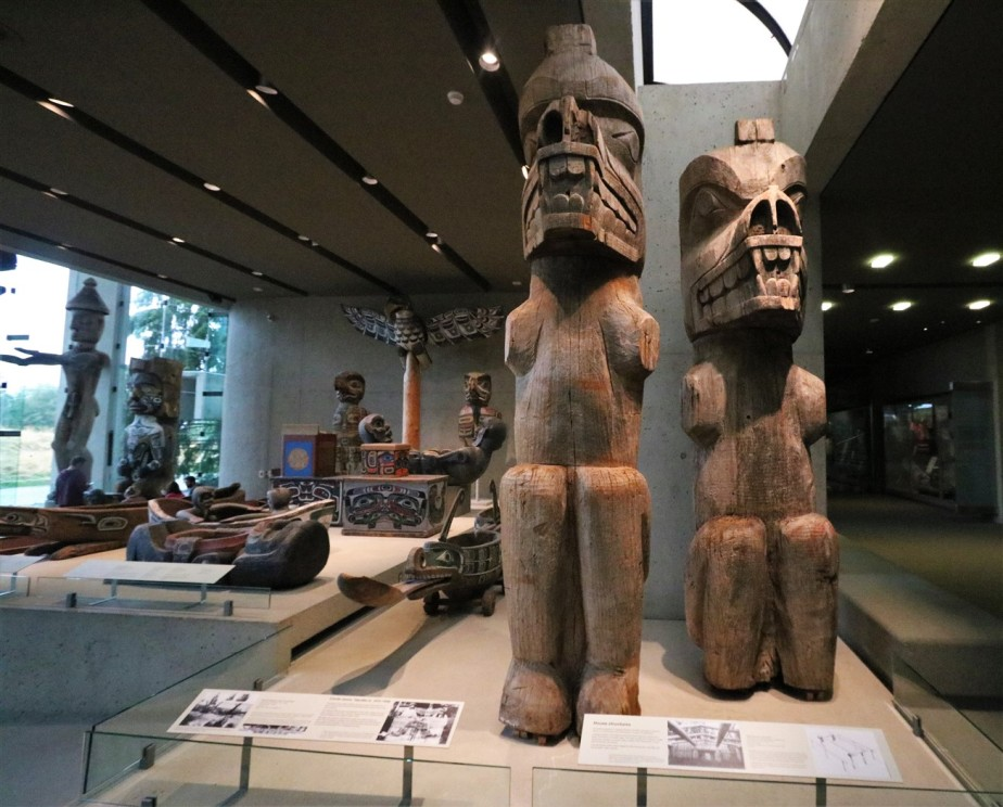 Vancouver – September 2017 – Museum of Anthropology