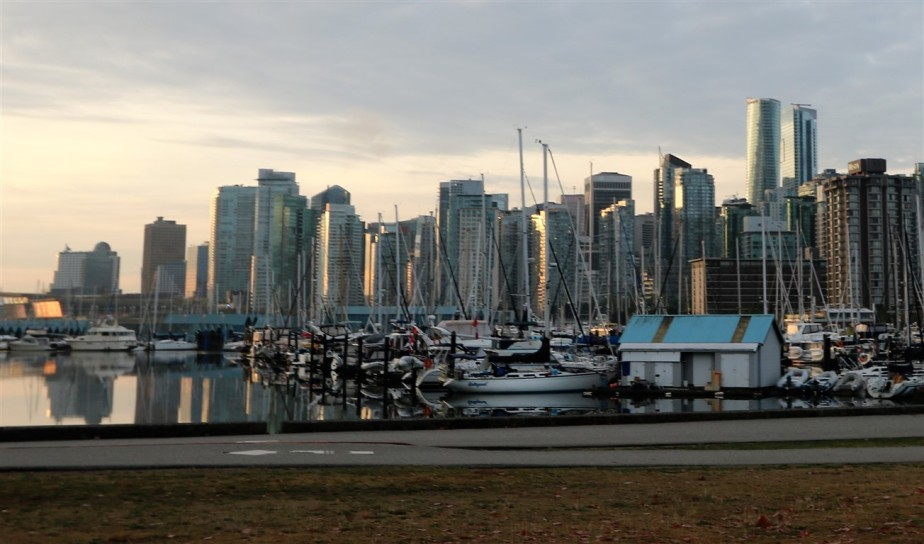 Vancouver – September 2017 – Views of theCity