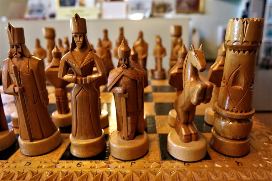 Cleveland – September 2017 – ChessCollection