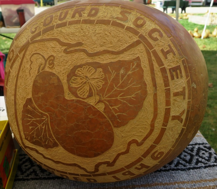 Delaware, Ohio – October 2017 – Can't Be Bored at a GourdShow