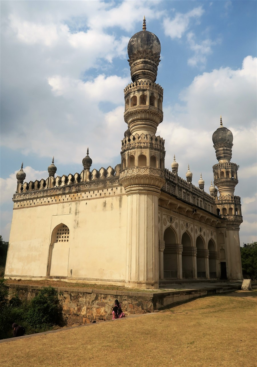 2017 11 17 17 Hyderabad Qutb Shahi Tombs.jpg