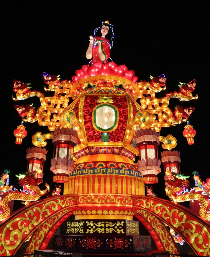 Columbus – December 2017 – Revisiting the Chinese LanternFestival