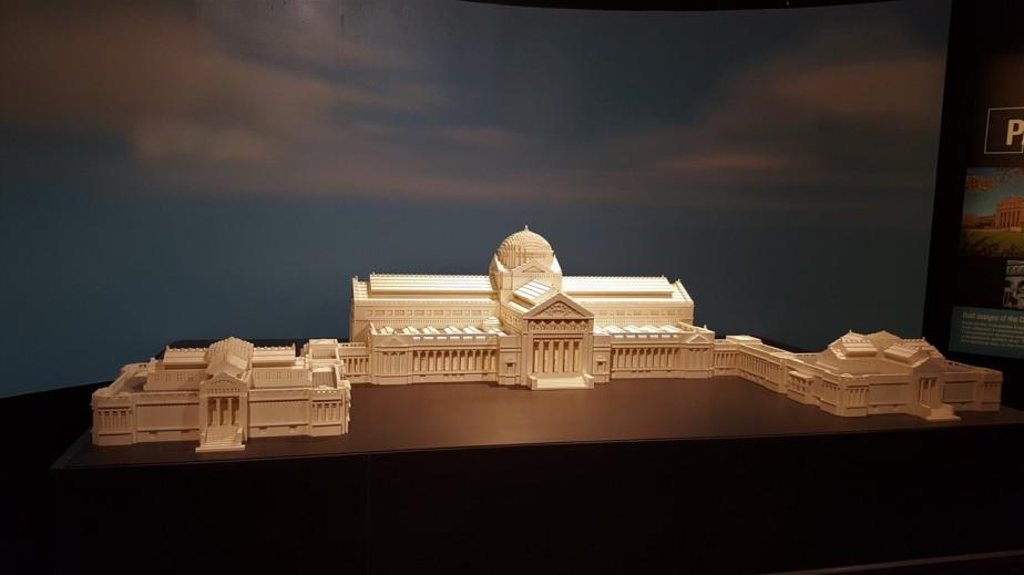 Chicago – December 2017 – Museum of Science andIndustry