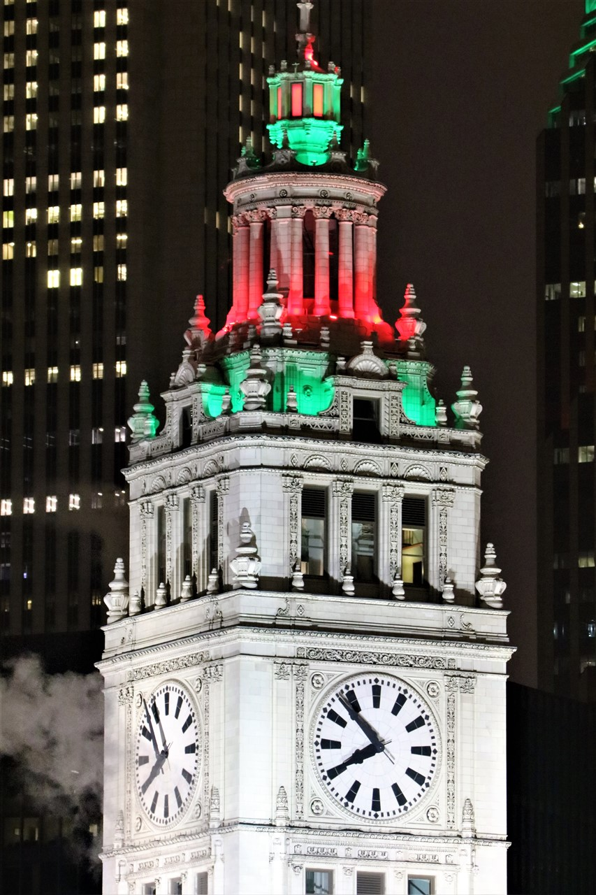 Chicago – December 2017 – A Cold HolidayWeek