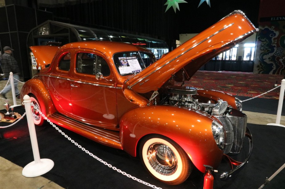 Cleveland – March 2018 – A Revisit to the Piston PoweredShow