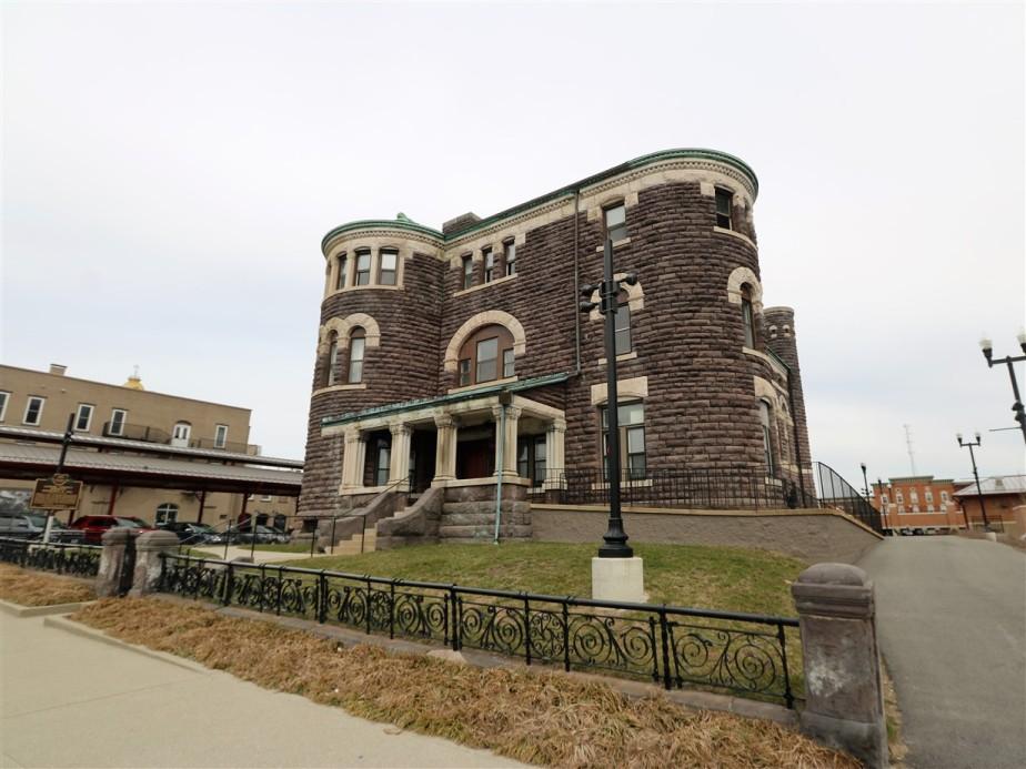 Newark, Ohio – March 2018 – Historic Licking CountyJail