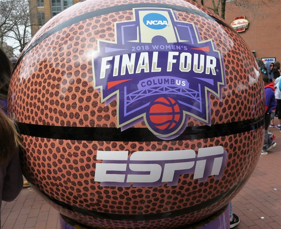 Columbus – March 2018 – Women's Final Four Bounces into Town