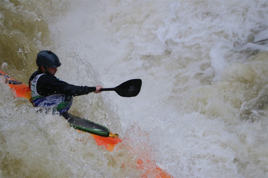 Cuyahoga Falls, Ohio – April 2018 – A Second Visit to Kayak Races