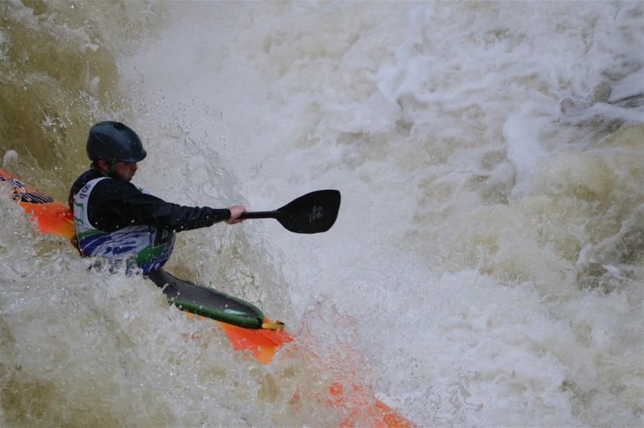 Cuyahoga Falls, Ohio – April 2018 – A Second Visit to KayakRaces