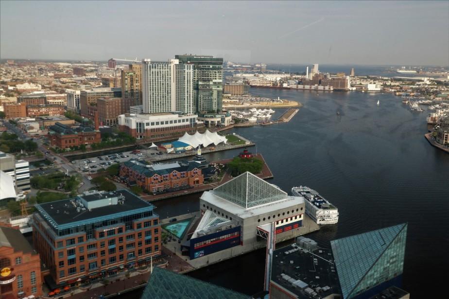 Baltimore – May 2018 – Views of theCity