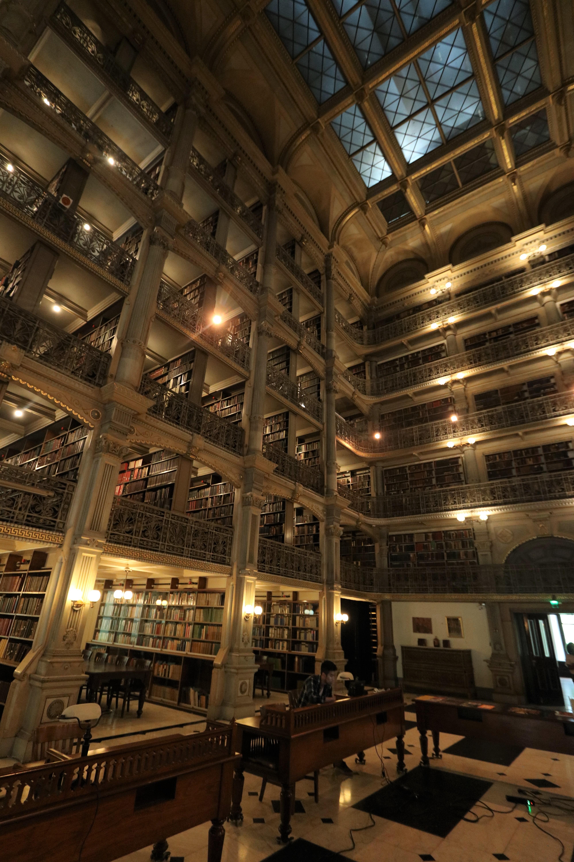 2018 05 04 12 Baltimore Peabody Library.jpg