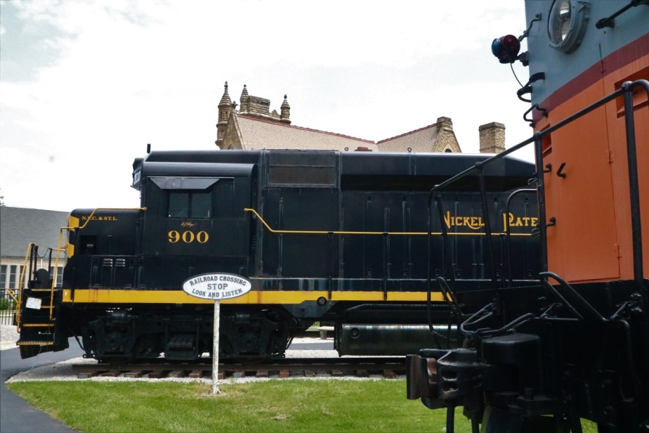 Bellevue, Ohio – May 2018 – Mad River and Nickel Plate Railway Museum