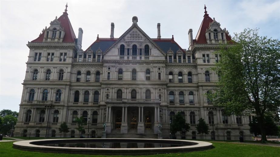 Albany, NY – May 2018 – A Governmental Stop