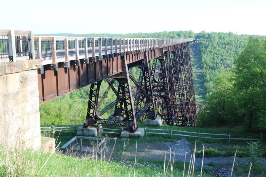 McKean County, Pennsylvania – May 2018 – Kinzua Bridge