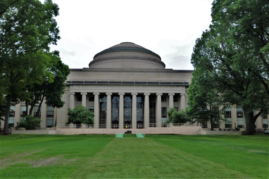 Cambridge, MA – May 2018 – MIT Buildings