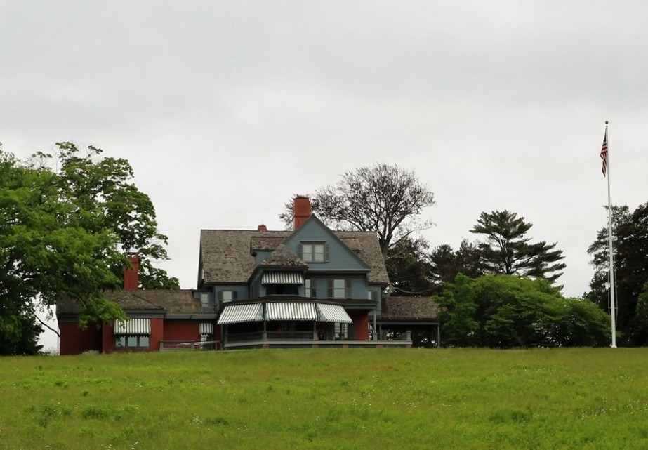 Cove Neck, NY – May 2018 – Sagamore Hill