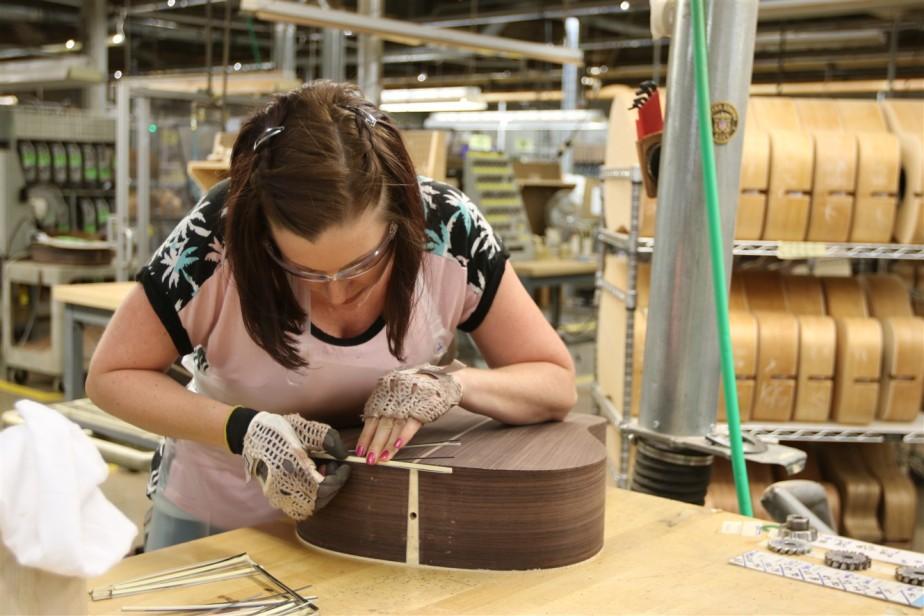 Nazareth, PA – June 2018 – Martin Guitar Company Factory Tour andMuseum